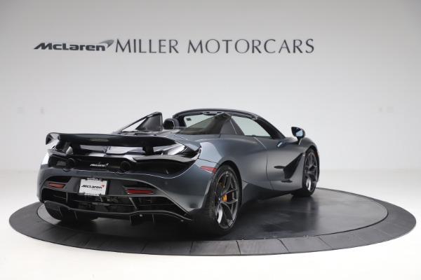 New 2020 McLaren 720S Spider Performance for sale $384,930 at Alfa Romeo of Westport in Westport CT 06880 6