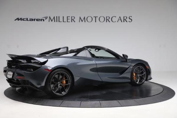 New 2020 McLaren 720S Spider Performance for sale $384,930 at Alfa Romeo of Westport in Westport CT 06880 7
