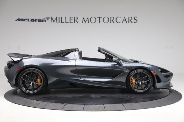 New 2020 McLaren 720S Spider Performance for sale $384,930 at Alfa Romeo of Westport in Westport CT 06880 8