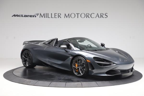 New 2020 McLaren 720S Spider Performance for sale $384,930 at Alfa Romeo of Westport in Westport CT 06880 9