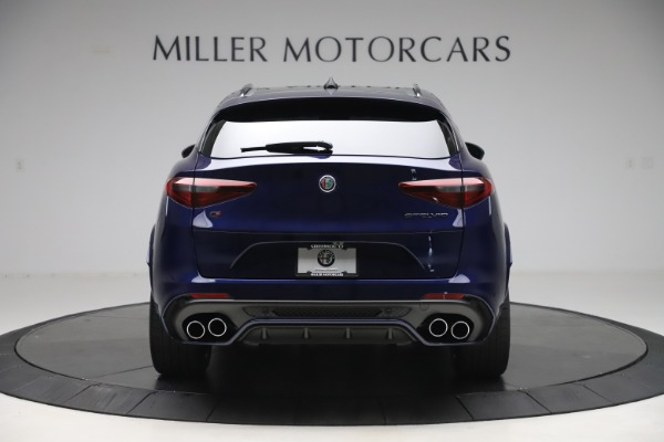 New 2020 Alfa Romeo Stelvio Quadrifoglio for sale $88,845 at Alfa Romeo of Westport in Westport CT 06880 6