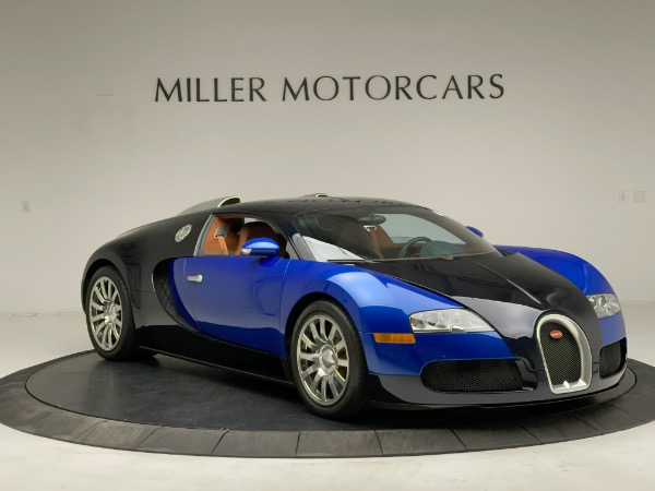 Used 2008 Bugatti Veyron 16.4 Base for sale Call for price at Alfa Romeo of Westport in Westport CT 06880 12