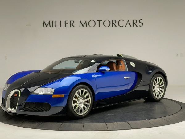 Used 2008 Bugatti Veyron 16.4 Base for sale Call for price at Alfa Romeo of Westport in Westport CT 06880 2