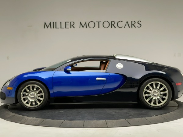 Used 2008 Bugatti Veyron 16.4 Base for sale Call for price at Alfa Romeo of Westport in Westport CT 06880 4