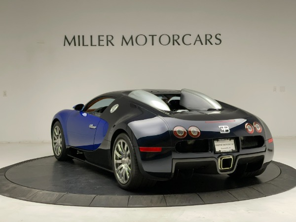 Used 2008 Bugatti Veyron 16.4 Base for sale Call for price at Alfa Romeo of Westport in Westport CT 06880 6