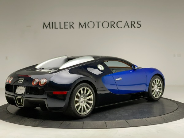 Used 2008 Bugatti Veyron 16.4 Base for sale Call for price at Alfa Romeo of Westport in Westport CT 06880 8