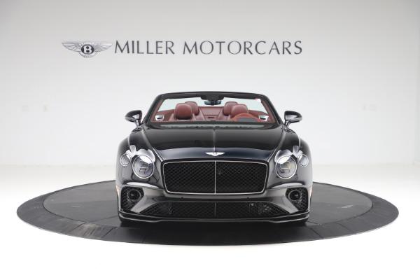 New 2020 Bentley Continental GTC Number 1 Edition for sale $331,585 at Alfa Romeo of Westport in Westport CT 06880 12