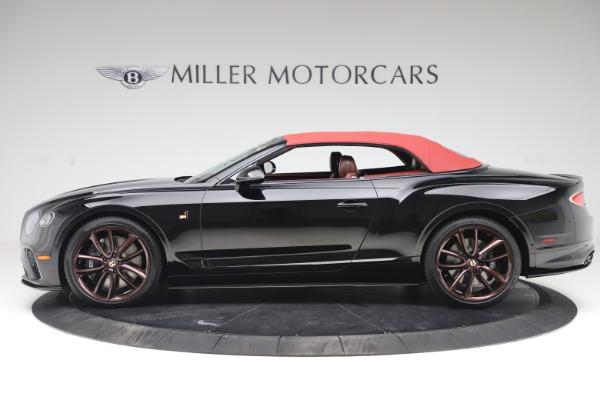 New 2020 Bentley Continental GTC Number 1 Edition for sale $331,585 at Alfa Romeo of Westport in Westport CT 06880 14
