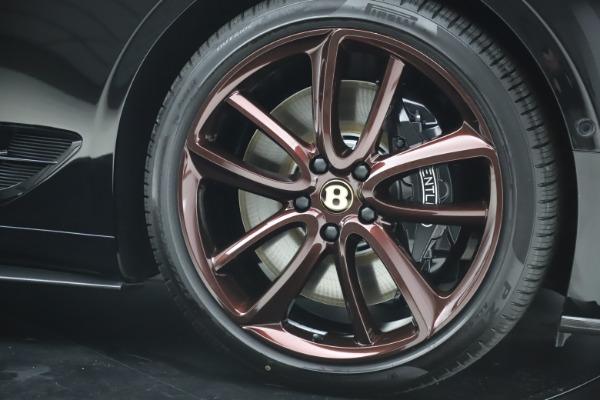 New 2020 Bentley Continental GTC Number 1 Edition for sale $331,585 at Alfa Romeo of Westport in Westport CT 06880 21