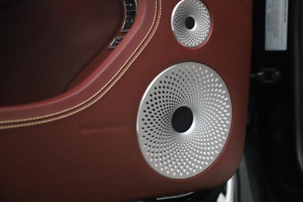 New 2020 Bentley Continental GTC Number 1 Edition for sale $331,585 at Alfa Romeo of Westport in Westport CT 06880 25