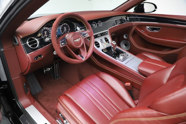 New 2020 Bentley Continental GTC Number 1 Edition for sale $331,585 at Alfa Romeo of Westport in Westport CT 06880 26