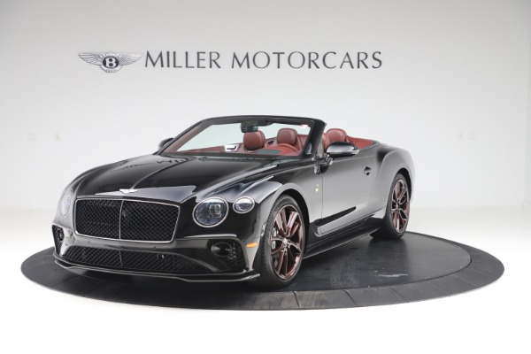 New 2020 Bentley Continental GTC Number 1 Edition for sale $331,585 at Alfa Romeo of Westport in Westport CT 06880 1