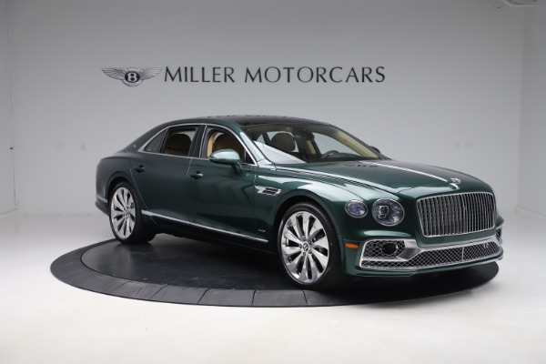 New 2020 Bentley Flying Spur W12 First Edition for sale $281,050 at Alfa Romeo of Westport in Westport CT 06880 11