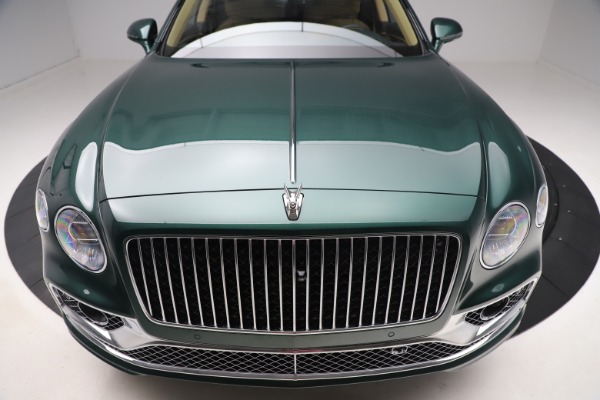 New 2020 Bentley Flying Spur W12 First Edition for sale $281,050 at Alfa Romeo of Westport in Westport CT 06880 13