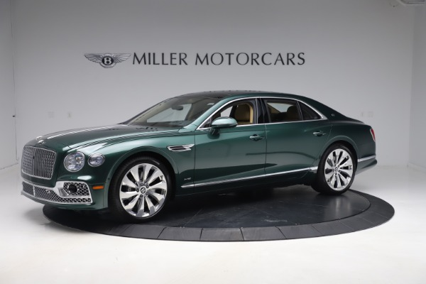 New 2020 Bentley Flying Spur W12 First Edition for sale $281,050 at Alfa Romeo of Westport in Westport CT 06880 2