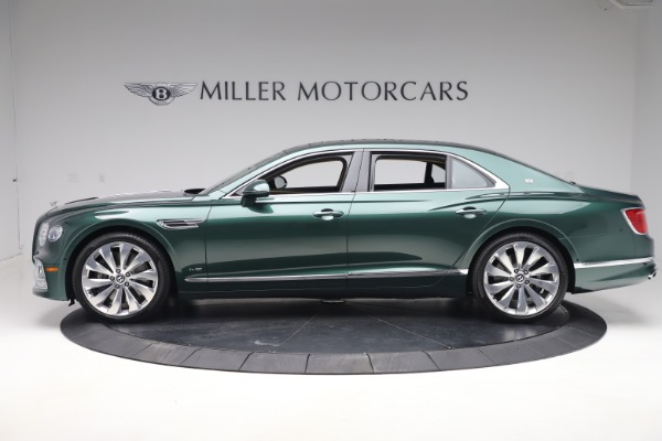 New 2020 Bentley Flying Spur W12 First Edition for sale $281,050 at Alfa Romeo of Westport in Westport CT 06880 3