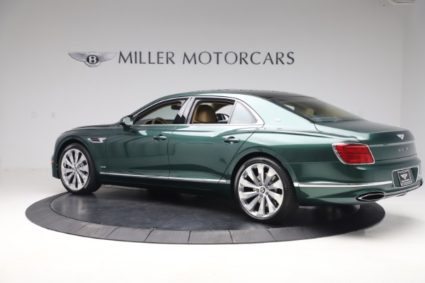 New 2020 Bentley Flying Spur W12 First Edition for sale Sold at Alfa Romeo of Westport in Westport CT 06880 4