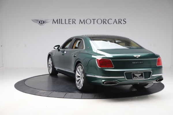New 2020 Bentley Flying Spur W12 First Edition for sale $281,050 at Alfa Romeo of Westport in Westport CT 06880 5