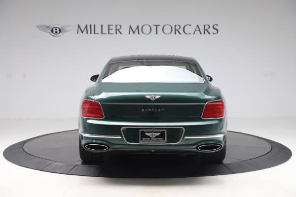 New 2020 Bentley Flying Spur W12 First Edition for sale $281,050 at Alfa Romeo of Westport in Westport CT 06880 6