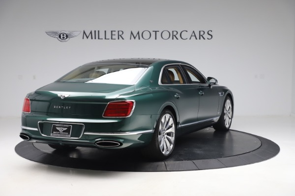 New 2020 Bentley Flying Spur W12 First Edition for sale $281,050 at Alfa Romeo of Westport in Westport CT 06880 7