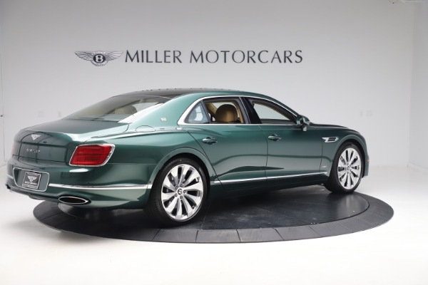 New 2020 Bentley Flying Spur W12 First Edition for sale $281,050 at Alfa Romeo of Westport in Westport CT 06880 8