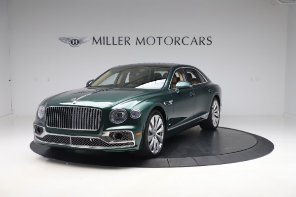 New 2020 Bentley Flying Spur W12 First Edition for sale $281,050 at Alfa Romeo of Westport in Westport CT 06880 1