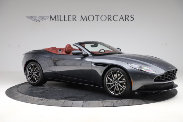 New 2020 Aston Martin DB11 Volante Convertible for sale $263,681 at Alfa Romeo of Westport in Westport CT 06880 11