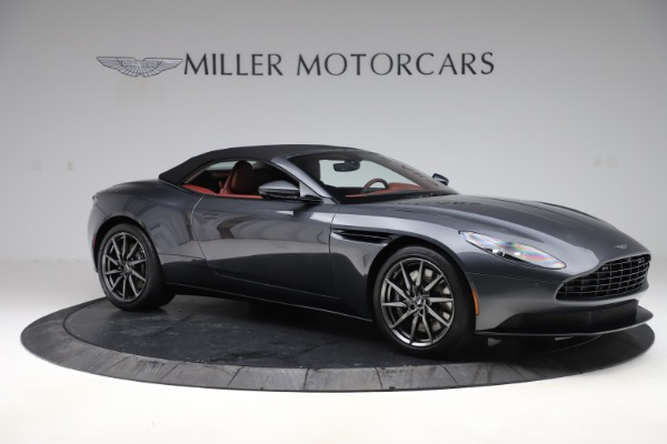 New 2020 Aston Martin DB11 Volante Convertible for sale $263,681 at Alfa Romeo of Westport in Westport CT 06880 14