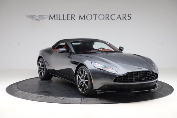 New 2020 Aston Martin DB11 Volante Convertible for sale $263,681 at Alfa Romeo of Westport in Westport CT 06880 15