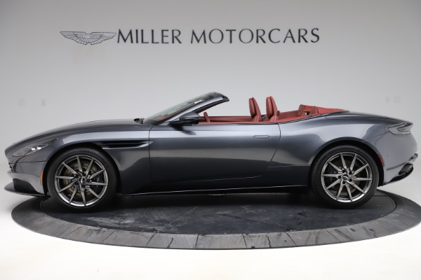 New 2020 Aston Martin DB11 Volante Convertible for sale $263,681 at Alfa Romeo of Westport in Westport CT 06880 4