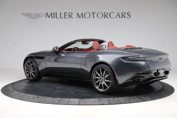 New 2020 Aston Martin DB11 Volante Convertible for sale $263,681 at Alfa Romeo of Westport in Westport CT 06880 5