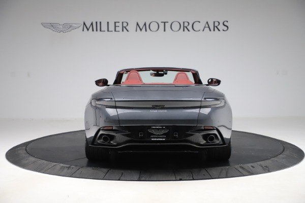 New 2020 Aston Martin DB11 Volante Convertible for sale $263,681 at Alfa Romeo of Westport in Westport CT 06880 7
