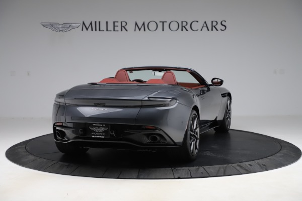 New 2020 Aston Martin DB11 Volante Convertible for sale $263,681 at Alfa Romeo of Westport in Westport CT 06880 8