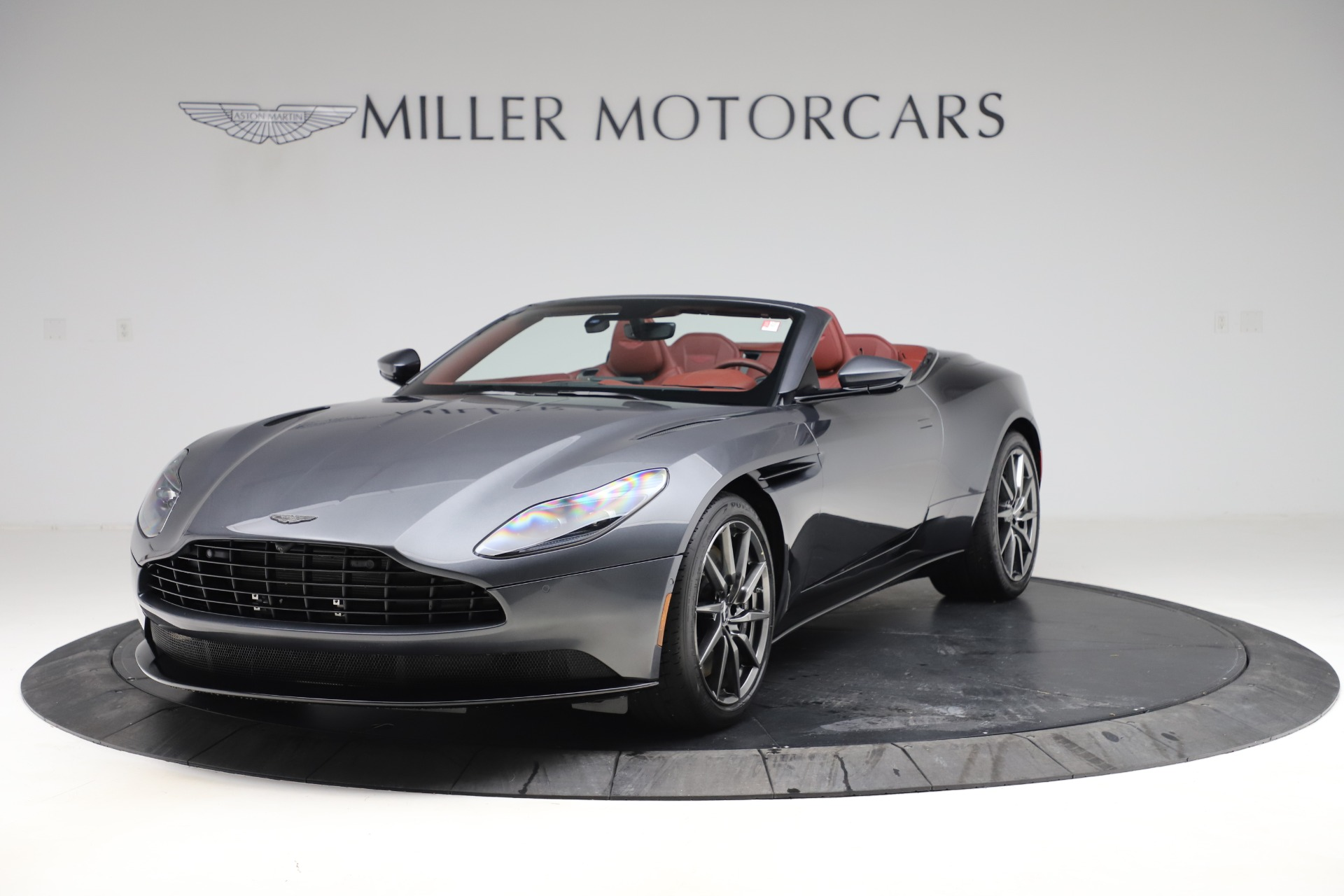 New 2020 Aston Martin DB11 Volante Convertible for sale $263,681 at Alfa Romeo of Westport in Westport CT 06880 1