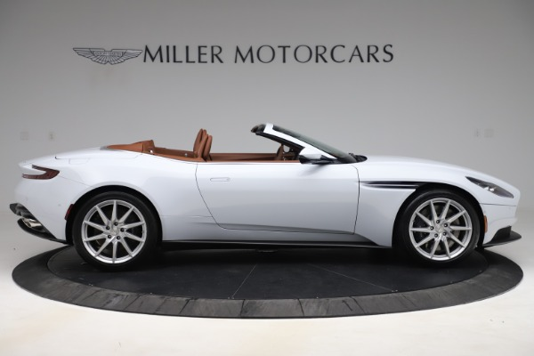 New 2020 Aston Martin DB11 Volante Convertible for sale $244,066 at Alfa Romeo of Westport in Westport CT 06880 10