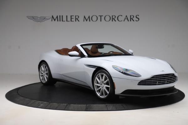 New 2020 Aston Martin DB11 Volante Convertible for sale $244,066 at Alfa Romeo of Westport in Westport CT 06880 12