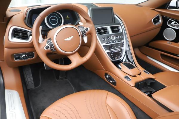 New 2020 Aston Martin DB11 Volante Convertible for sale $244,066 at Alfa Romeo of Westport in Westport CT 06880 14