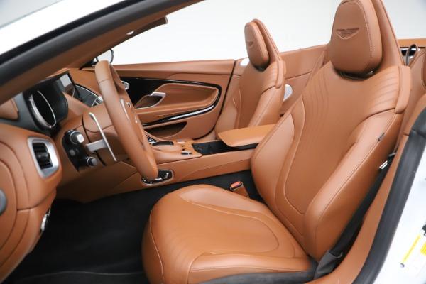 New 2020 Aston Martin DB11 Volante Convertible for sale $244,066 at Alfa Romeo of Westport in Westport CT 06880 16