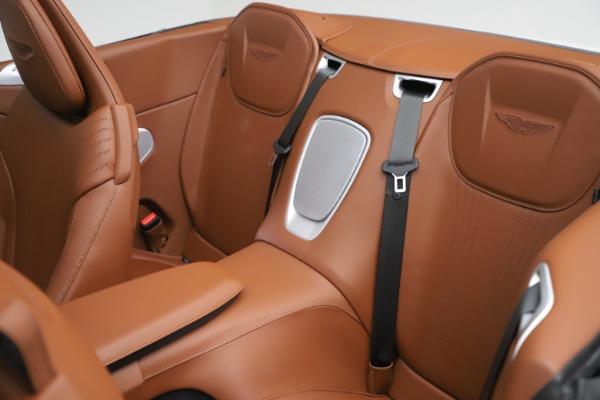 New 2020 Aston Martin DB11 Volante Convertible for sale $244,066 at Alfa Romeo of Westport in Westport CT 06880 18