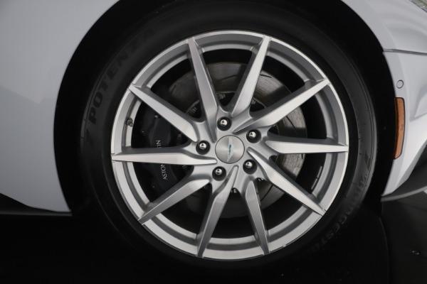 New 2020 Aston Martin DB11 Volante Convertible for sale $244,066 at Alfa Romeo of Westport in Westport CT 06880 19