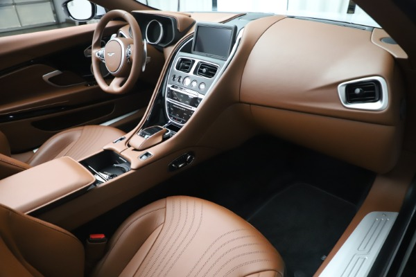 New 2020 Aston Martin DB11 Volante Convertible for sale $244,066 at Alfa Romeo of Westport in Westport CT 06880 20