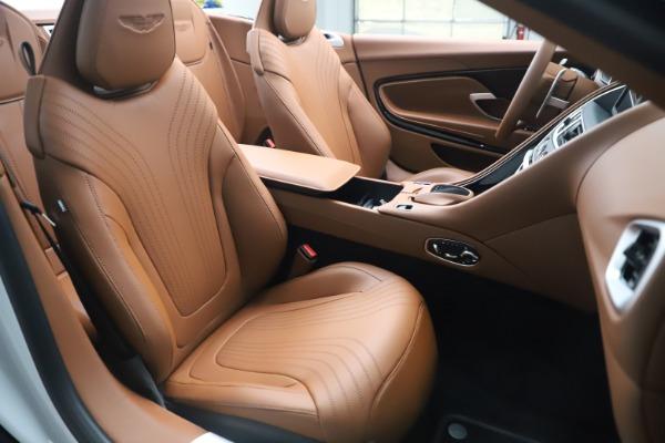 New 2020 Aston Martin DB11 Volante Convertible for sale $244,066 at Alfa Romeo of Westport in Westport CT 06880 21