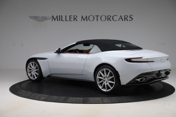 New 2020 Aston Martin DB11 Volante Convertible for sale $244,066 at Alfa Romeo of Westport in Westport CT 06880 24
