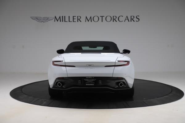 New 2020 Aston Martin DB11 Volante Convertible for sale $244,066 at Alfa Romeo of Westport in Westport CT 06880 25