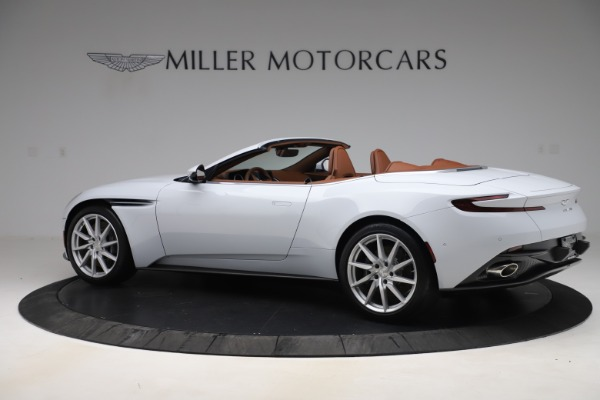 New 2020 Aston Martin DB11 Volante Convertible for sale $244,066 at Alfa Romeo of Westport in Westport CT 06880 5