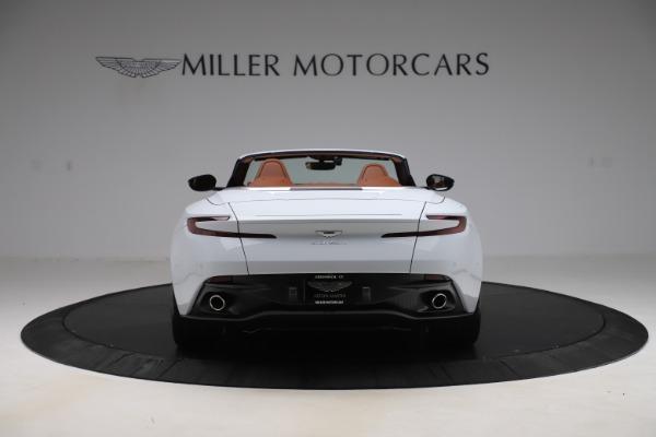New 2020 Aston Martin DB11 Volante Convertible for sale $244,066 at Alfa Romeo of Westport in Westport CT 06880 7