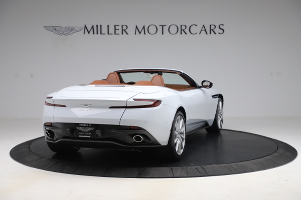 New 2020 Aston Martin DB11 Volante Convertible for sale $244,066 at Alfa Romeo of Westport in Westport CT 06880 8