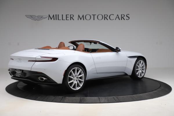 New 2020 Aston Martin DB11 Volante Convertible for sale $244,066 at Alfa Romeo of Westport in Westport CT 06880 9