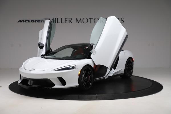 New 2020 McLaren GT Coupe for sale $257,242 at Alfa Romeo of Westport in Westport CT 06880 10