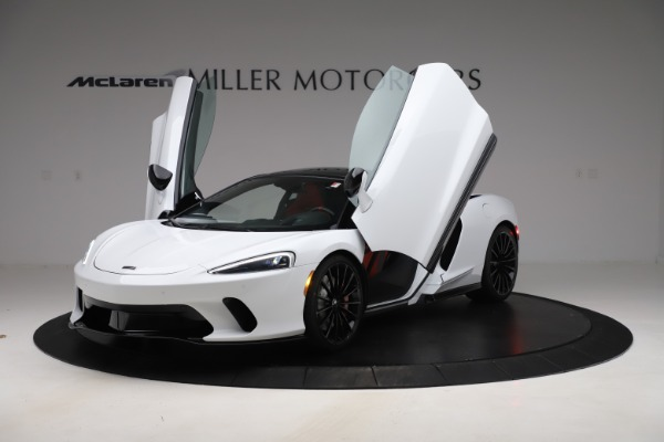 New 2020 McLaren GT Pioneer for sale $257,242 at Alfa Romeo of Westport in Westport CT 06880 10